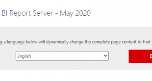 power bi report server may2020